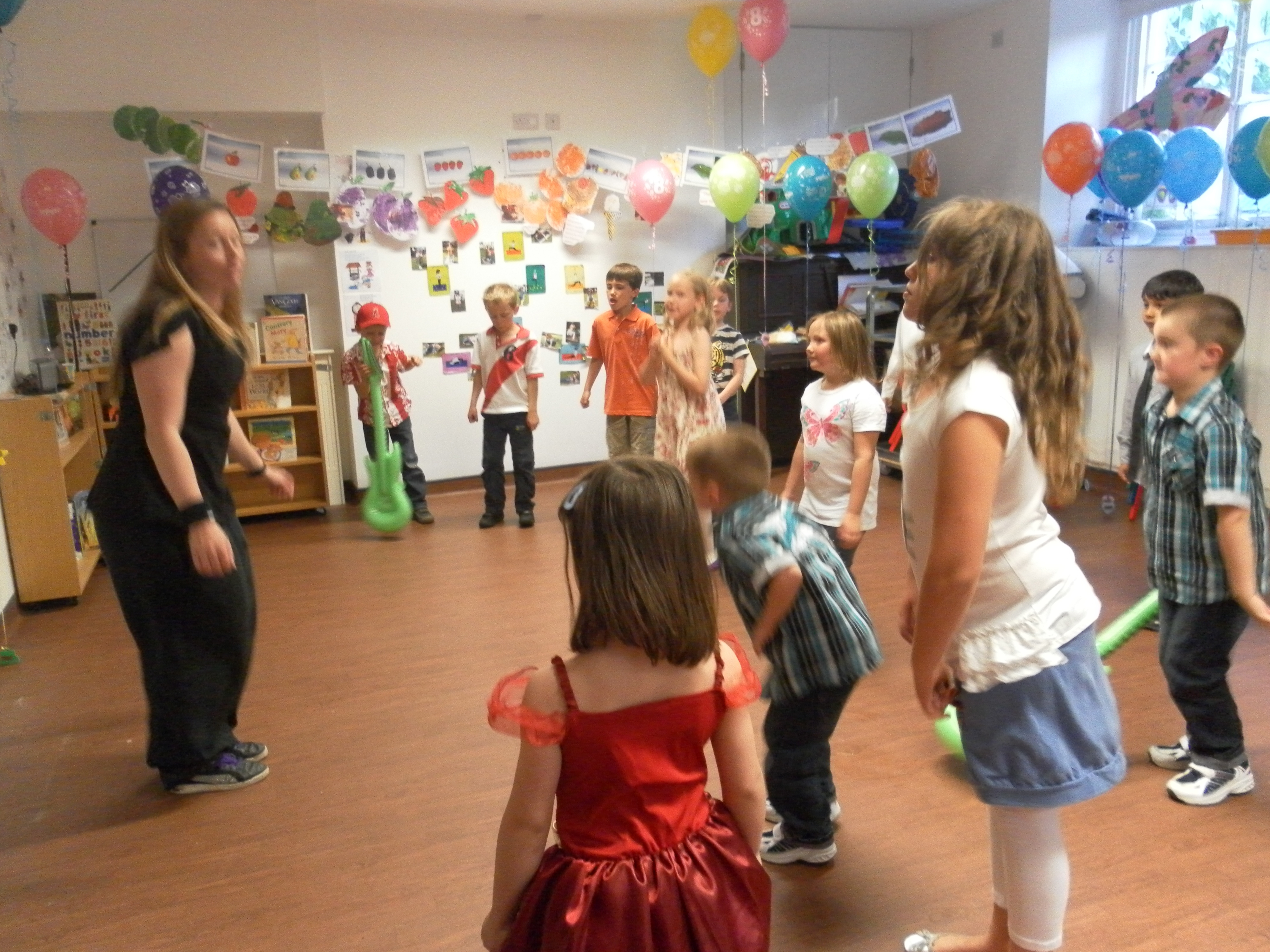 Children's Hip hop Dance Party